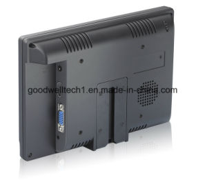 """CE, FCC 400CD/M2 7"""" LCD Touchscreen Monitor with VGA, HDMI Input pictures & photos"""