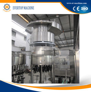 Automatic 3in1 Glass Bottles Filling Machine pictures & photos