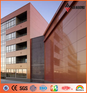 2016 New Trend Spectra Finishing Aluminum Composite Panels ACP pictures & photos