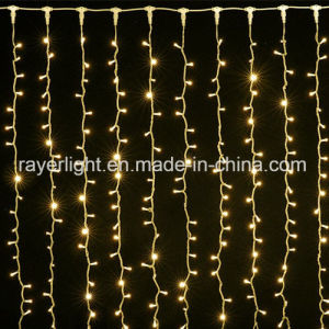 LED Christmas Curtain String Light Wedding Decoration pictures & photos