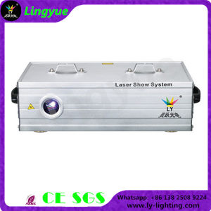 1-3W RGB Full Color Animation Laser Light Stage Lighting (LY-1003Z) pictures & photos