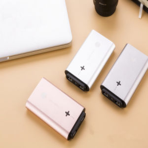 2017 Fashion Design Mobile Power Bank Portable Mobile Phone Charger 6000mAh pictures & photos