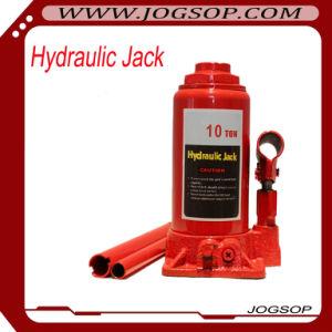 Double Piston Hydraulic Bottle Jack pictures & photos