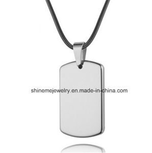 Tungsten Pendant Tungsten Carbon Fiber Inlay Creative Personality Fashion Pendant pictures & photos