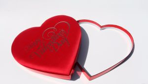 Empty Packaging Box Heart Shaped Chocolate Box Star Shape Candy Box Round Box pictures & photos