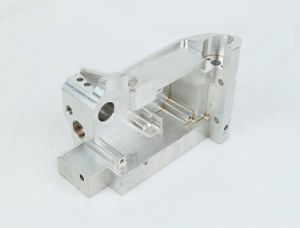 Stainless Steel CNC Machining Parts for Sensor Body