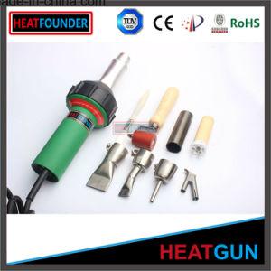 Green/Black HDPE Welding Hot Air Gun with EU Plug pictures & photos
