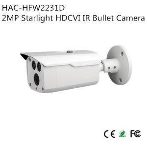 2MP Starlight Hdcvi IR Bullet Camera (HAC-HFW2231D)