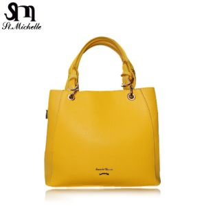 High Quality Fashion PU Women Handbags pictures & photos