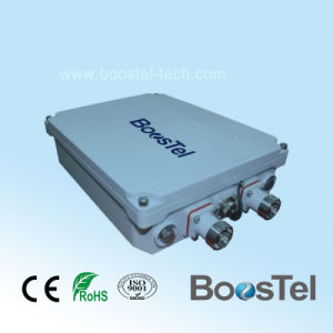 Dual Channel Booster GSM 900MHz & UMTS 900MHz Dual Band Tower Top Amplifier pictures & photos