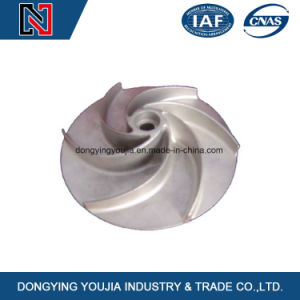 Good Quality Stainless Steel Pump Impeller with Investment Casting pictures & photos