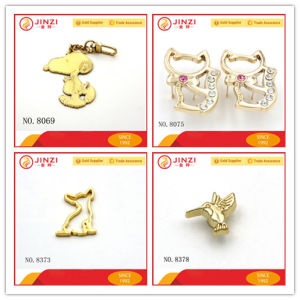 Lovely Animal Metal Craft Badge for Clothing Handbag Accessories pictures & photos