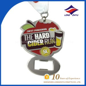 Sports Metal Medal with Bottle Opener for Running Events pictures & photos