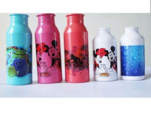 Glass Bottle Cup Colorful Image Digital Printing Machine pictures & photos
