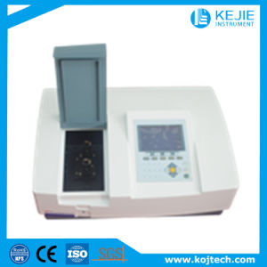 Double Beam UV Spectrophotometer-Visible Spectrophotometer pictures & photos