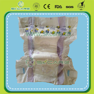 B Grade Magtic Tape Clothlike Baby Diaper for Sale pictures & photos