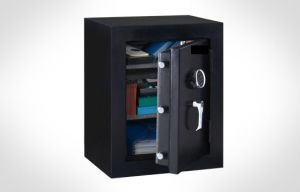 Fireproof and Water Protection Safe Box with Digital Lock-Hms04/Hms05 pictures & photos