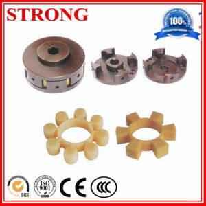 Ml8 Mt8 Plum-Shaped Rubber and Coupling/Coupler for Construction Hoist Motor pictures & photos