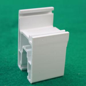 80mm Sliding Series Blue White PVC Profile Sash pictures & photos