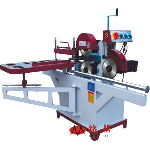 High Accuracy Woodworking Tenoning Machinery Manual Wood Tenoning Machine for Door pictures & photos