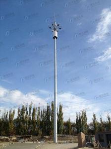 Steel Structure Telecom Monopole Tower