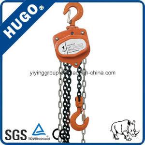 Man Lift Manual Chain Hoist pictures & photos