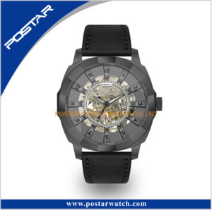 Special Design Automatic Men Watch with Double Dial pictures & photos