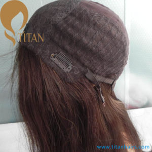 Best Quality European Virgin Human Hair Jewish Wig for Women pictures & photos