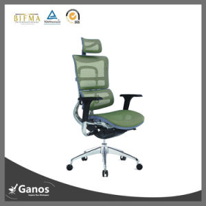 Guangdong Furniture Luxury Leather Office Chair pictures & photos