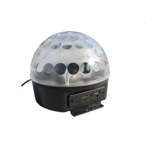 Crystal Stage Light Magic Disco Ball LED Effect Light (HH-MQ01) pictures & photos