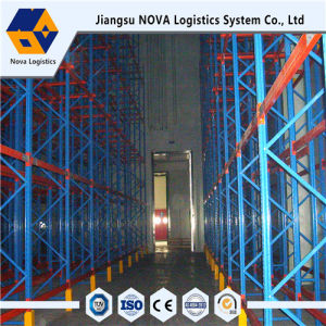 Adjustable Heavy Weight Warehouse Drive Through Rack From Jiangsu Nova pictures & photos