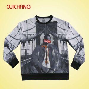 Hooded Fleece Sweatshirt&Custom Men Fashion Sweatshirt (AS-023) pictures & photos