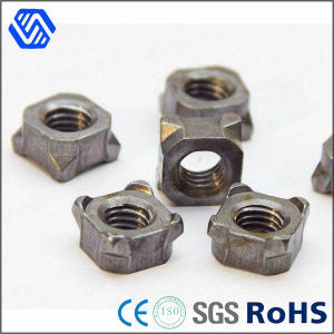 All Kinds Carbon Steel Weld Nut with Oil Surface Treatment pictures & photos
