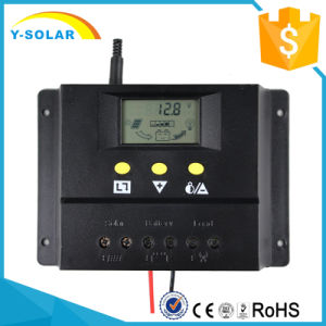 60A 12V/24V Solar Charger Discharger Controller with LED Indicator Battery Charging Status 60I pictures & photos