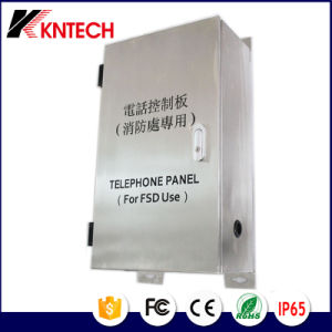 Waterproof Telephone Box Knb5 Kntech Enclosure Emergency Call Box pictures & photos