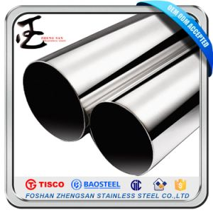 304 Big Diameter Honed Stainless Steel Tube pictures & photos