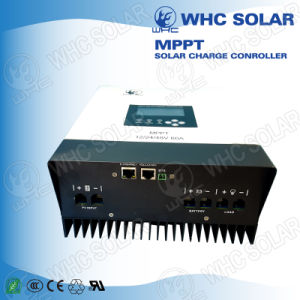 Top Sales 60A Solar Controller Remote Meter Solar Power Control pictures & photos