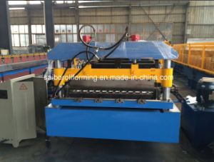 T Type Garage Door Forming Machine pictures & photos