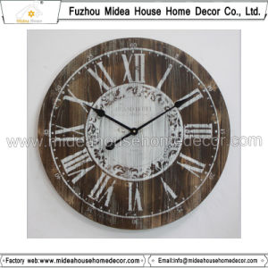 High Quality Antique Wall Clock (Dia=30cm) pictures & photos