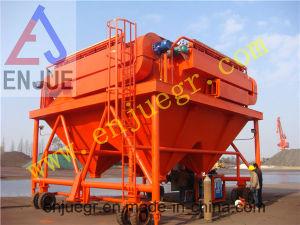 Customized Anti-Dust Prevention Bulk Cargo Trucking Loading Hopper pictures & photos