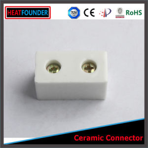 Abnormal Shaped Ceramic Wire Connector pictures & photos