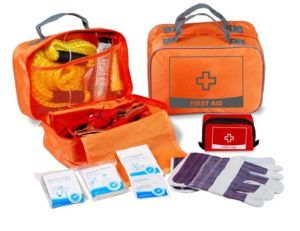 Car Emergency Kit Auto First Aid Kit pictures & photos