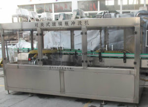 Glass Bottle Rinser Washing Machine pictures & photos