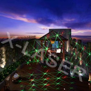 Starry Motion Indoor/Outdoor Christmas Laser Projector pictures & photos