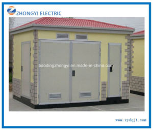 High Frequency Transformer 11kv Containerized Distribution Transformer Compact Substation 200kVA pictures & photos