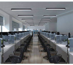80W 240cm Recessed LED Linear High Bay Lighting pictures & photos