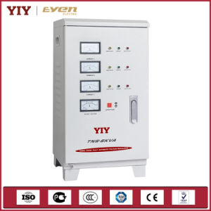 30kVA Servo Stabilizer Automatic Voltage Regulator Voltage Stabilizer Power Generating Set pictures & photos