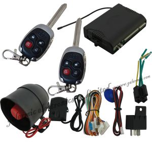 for Toyota Remote Controller Car Alarm System with Key Blade