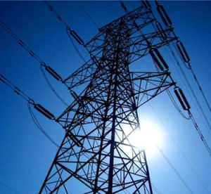 Manufacturing Angle Steel Transmission Line Tower pictures & photos