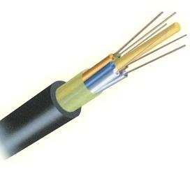 Non-Armor Optical Fiber Cable GYFTY pictures & photos